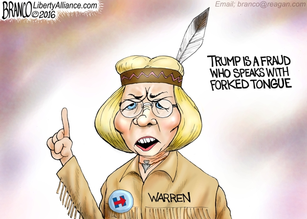 Warren Attacks Trump
