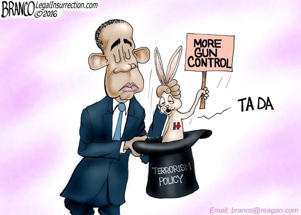 Terrorism Policy Tricks