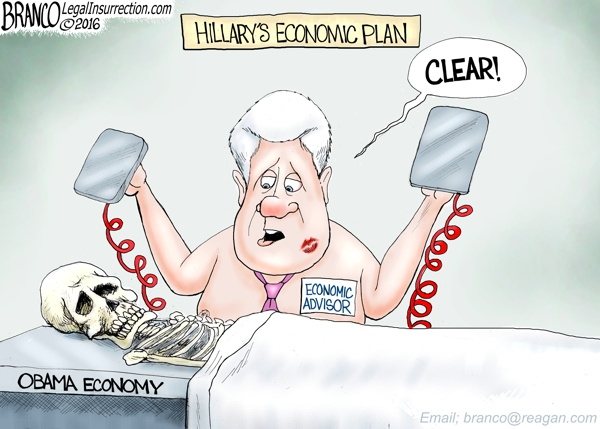 Hillary's Economic Plan
