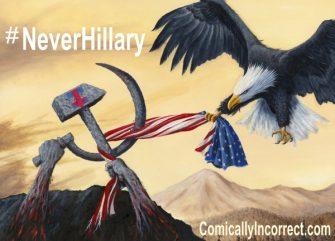 #NeverHillary