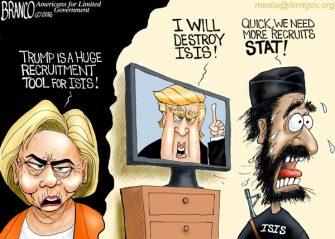 Trump ISIS
