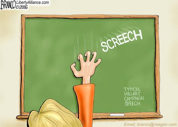 Hillary Campaign Speech