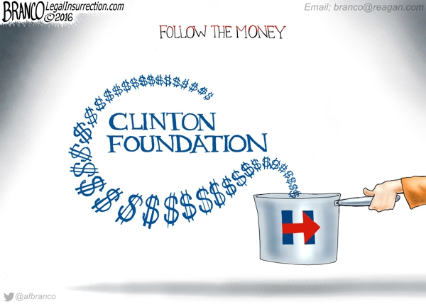 Follow the Clinton Money