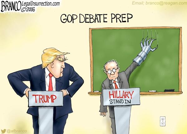 Hillary Trump Debate