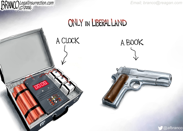 Gun or a Book?
