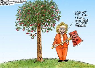 Honest Hillary