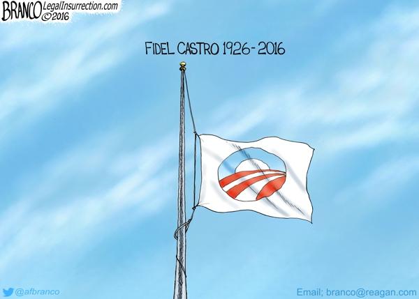 Fidel Castro Dies