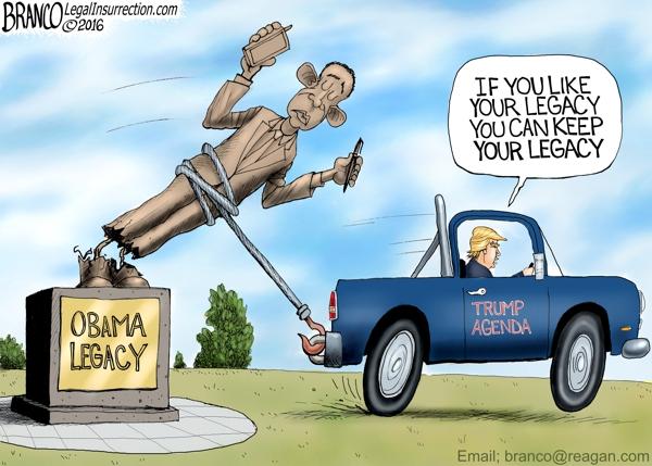 Obama Legacy Ending