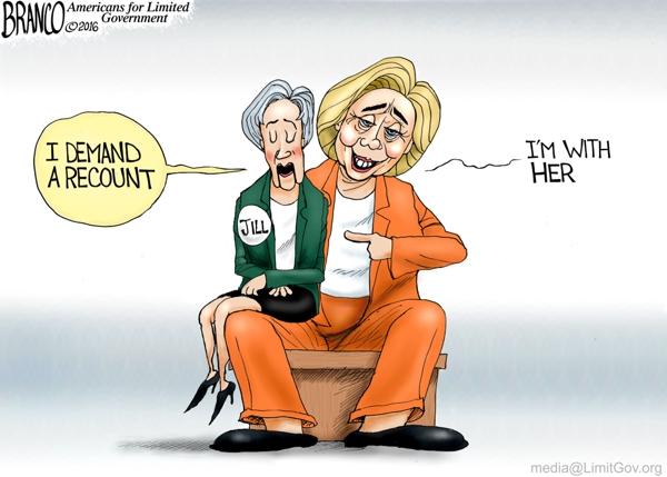 Jill Stein Recount