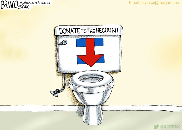 Vote Recount Scam