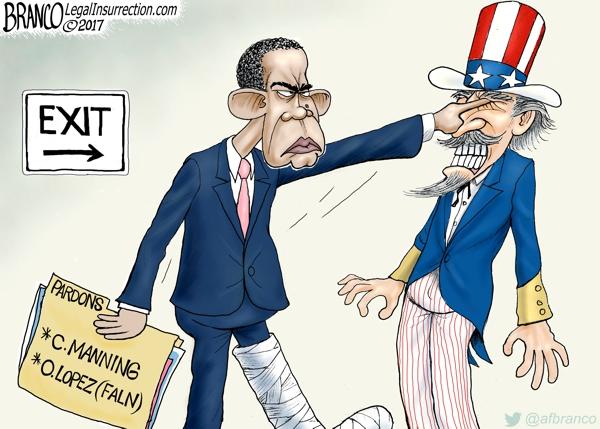 Obrexit – Obama Pardons