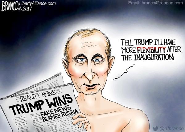 Putin Flexibility