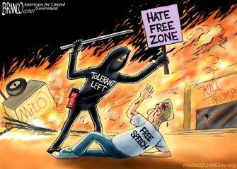 Hate Trumps Free Speech