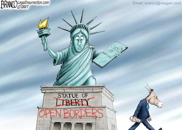 Open Border Radical