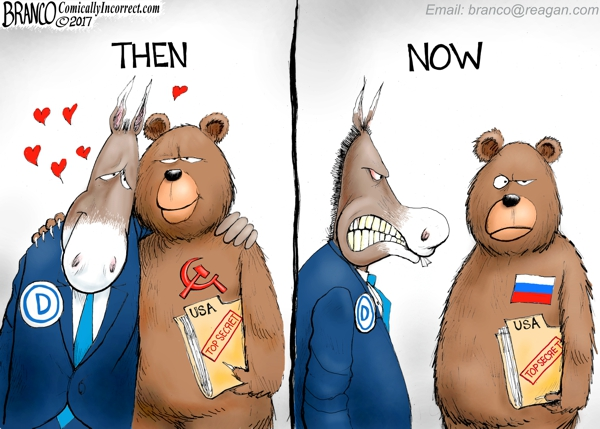 Russia and the Democrats