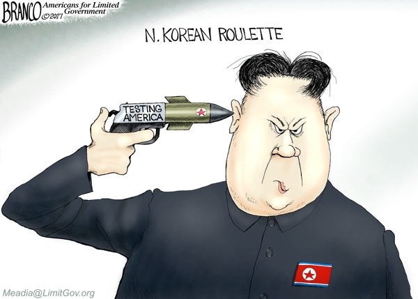 N Korea Missile Test