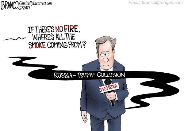 Russian Trump Collusion
