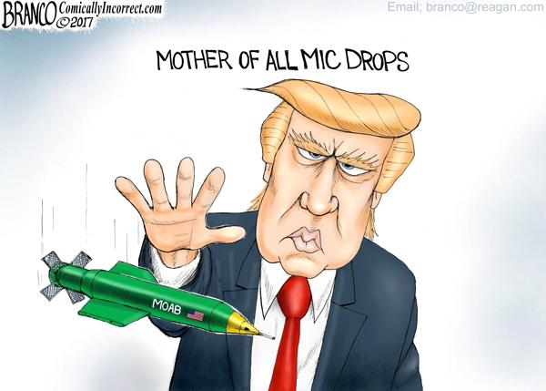 MOAB the Bomb