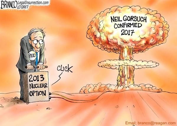 Nuclear Neil Gorsuch