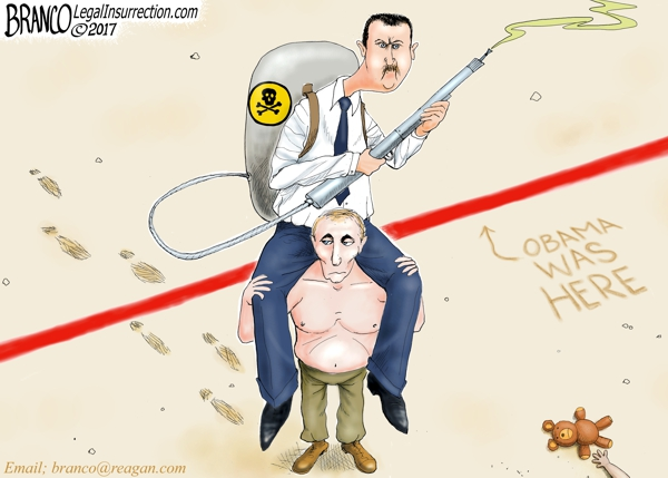 Syrian Chemical Attack