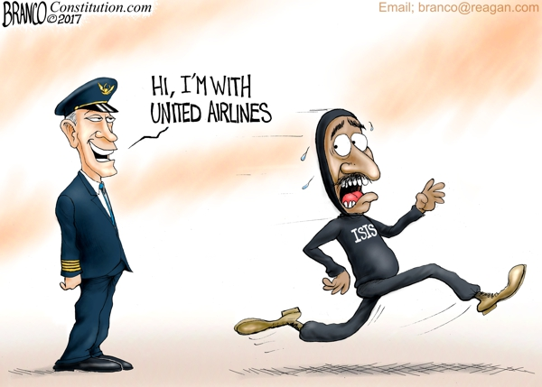 United Airlines Outrage