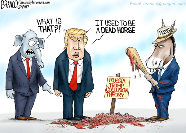 Russia collusion Dead Horse