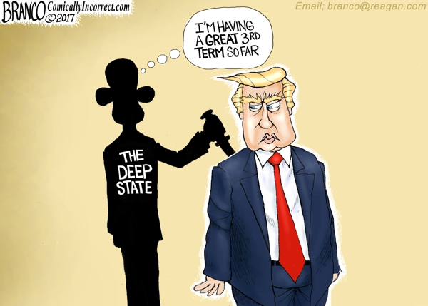 Obama Deep State