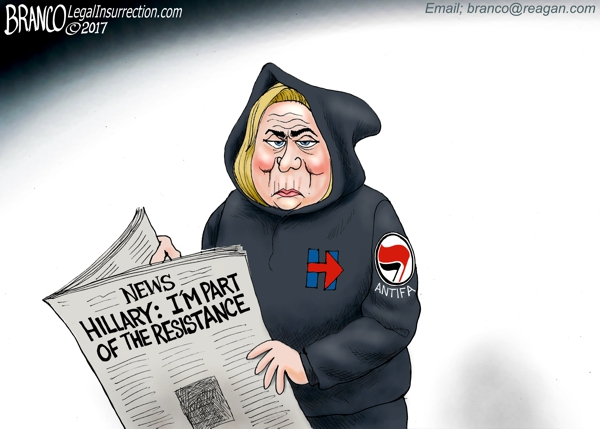 Hillary The Resistance