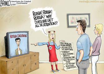 24/7 Russia Collusion media
