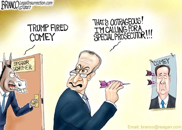 Schumer Trump Comey