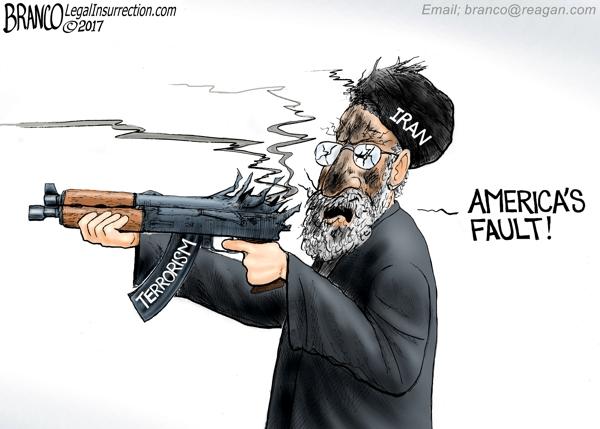 Iran Terrorist Attack