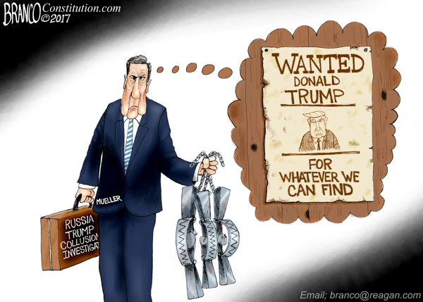 Mueller In Search of a Crime