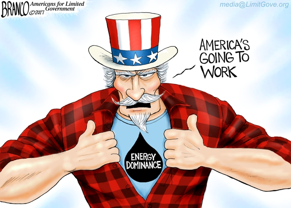 Energy Dominance