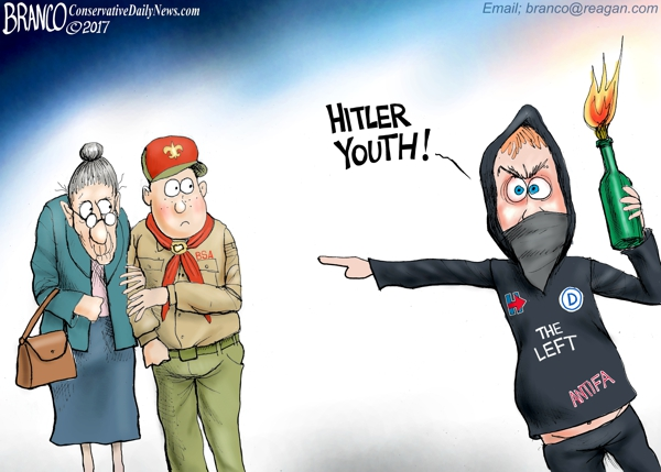 Liberals hate the By Scouts