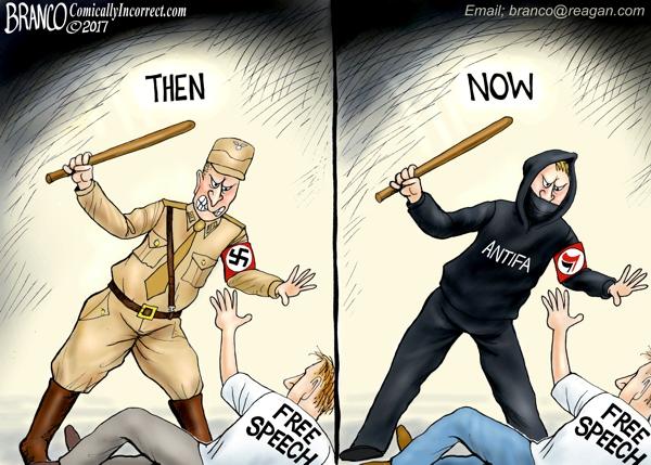 The Big Lie Cartoon