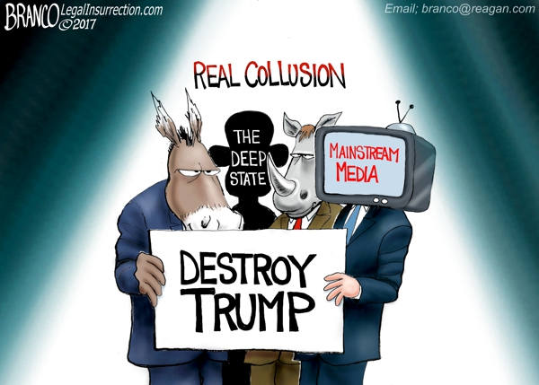 The Real Collusion