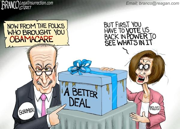 Democrats' Better Deal