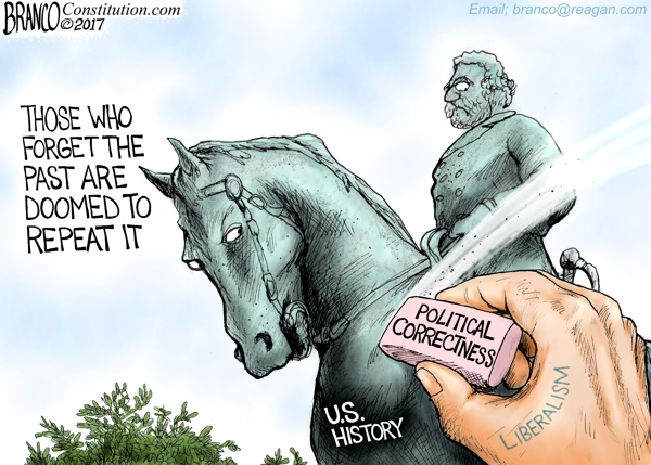 Liberals Erasing History