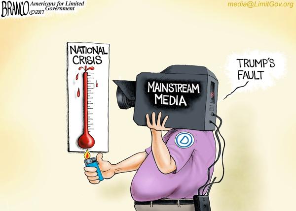 Media Fans Racism
