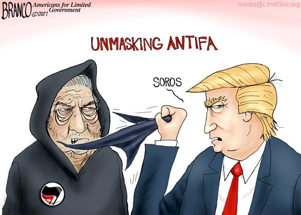 Unmasking Antifa