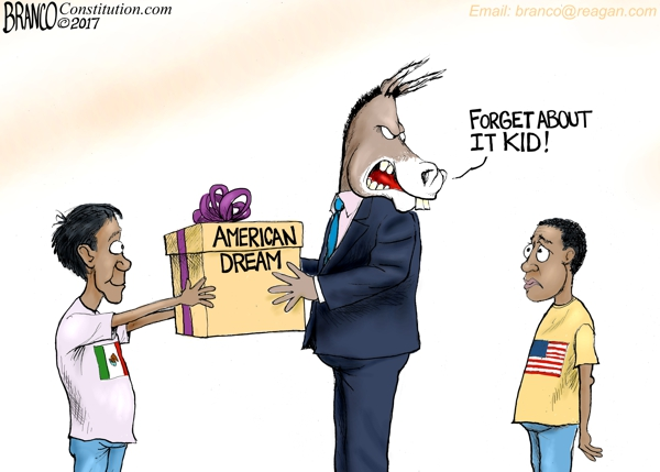 DACA Unfair to U.S. Born