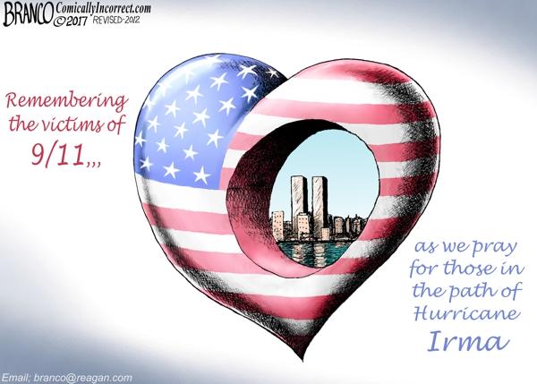 Remembering 9/11 2017