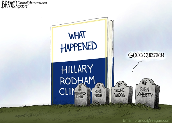 What Happened Benghazi