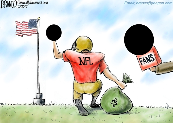 NFL Fans Upset