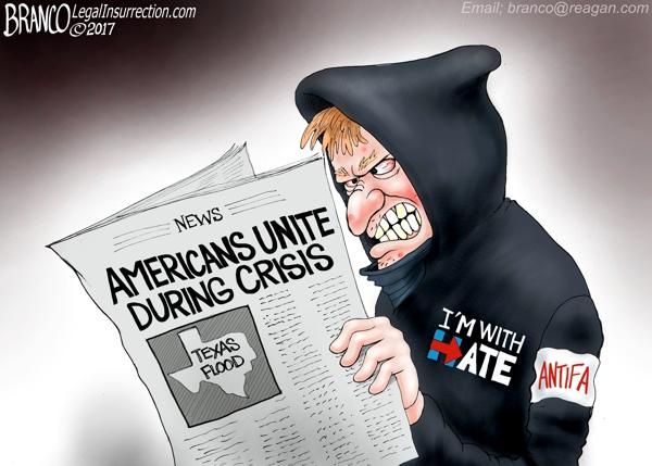 Americans Unite behind Texas