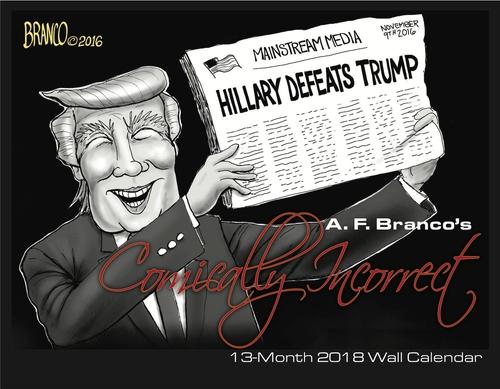 A.F. Branco 2018 Calendar