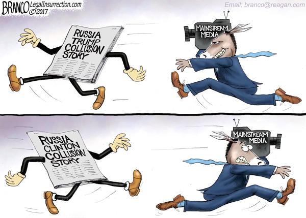 Russia Hillary Collusion