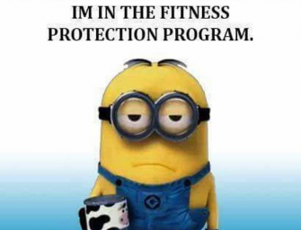 Ha! Have You Been Hiding from Exercise?