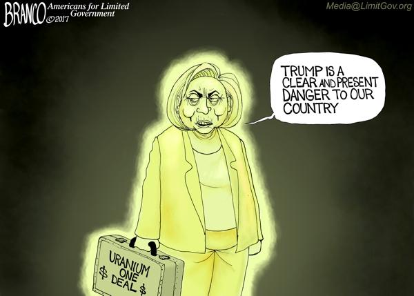 Hillary Uranium One
