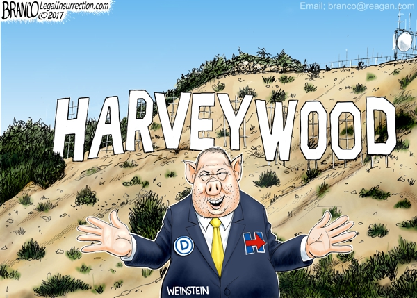 Hollywood Weinstein Hypocrisy